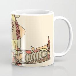 Cigar Man Coffee Mug