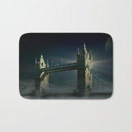Tower bridge in London Bath Mat