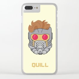 Quill Clear iPhone Case