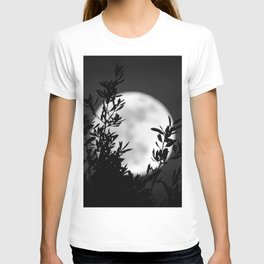 Full Moon Leaves T-shirt