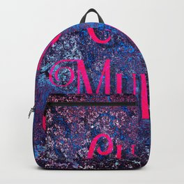 Nasty Girls: Cunt Muffin Backpack