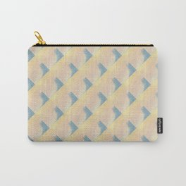 Soft Dot Geo Carry-All Pouch