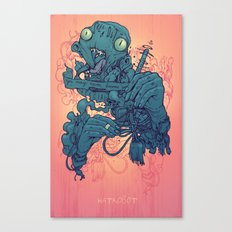 Sellout Canvas Print