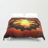 warcraft Duvet Covers featuring Immortality! by Hinasei