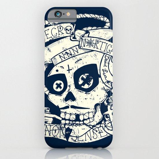 Necro Nautical Nonsense  iPhone & iPod Case