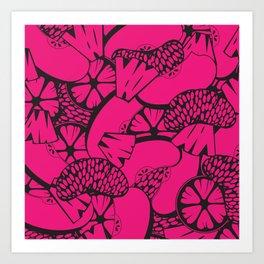 Tutti & Frutti Art Print