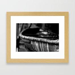 Fishing Boat Framed Art Print