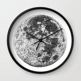 Pure Lunacy Wall Clock