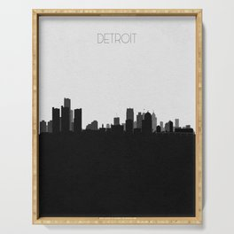 City Skylines: Detroit Serving Tray
