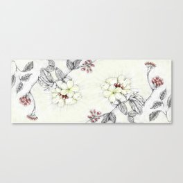 Pequi Flower Canvas Print