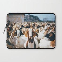 Goats! Laptop Sleeve