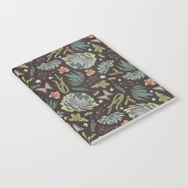 Cacti by Night Notebook