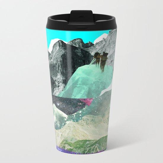 Experiment am Berg 8 Metal Travel Mug