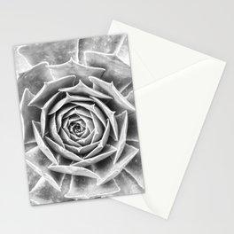 Succulent V Stationery Cards
