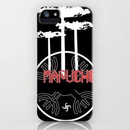 Mapuche iPhone Case