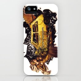 The Big Bang | Collage iPhone Case