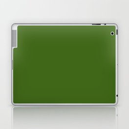 Tropical Jungle Green Laptop & iPad Skin