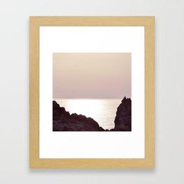 PORTO VENERE #4 Framed Art Print