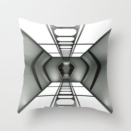PATHWAY TO TRANSCENDENCE Throw Pillow