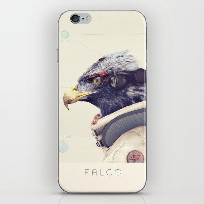 Star Team - Falco iPhone Skin