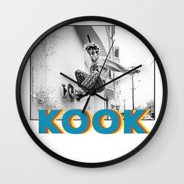 kook Wall Clock
