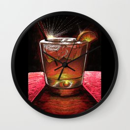 Old Fashioned 2 Wall Clock