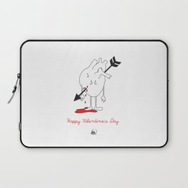 VALENTINE'S HEART Laptop Sleeve