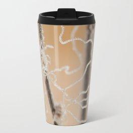 Frozen Plant Travel Mug