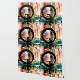 Enso Of Zen No.4K by Kathy Morton Stanion Wallpaper