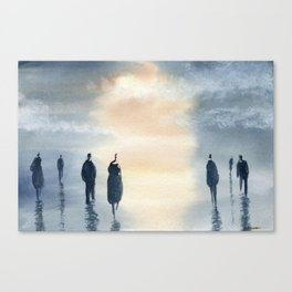 Factorial of Seven! Canvas Print