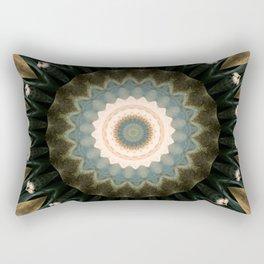 Nautical Mandala Rectangular Pillow