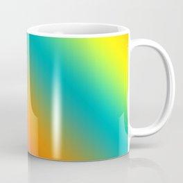Fruity Coloured Blended Stripes Coffee Mug