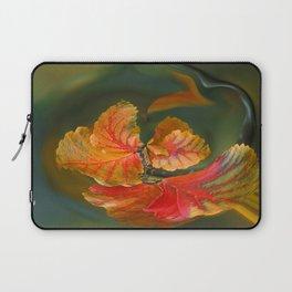 Autumn Whirl Laptop Sleeve