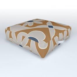 Bold Bohemian Tile Pattern  Outdoor Floor Cushion