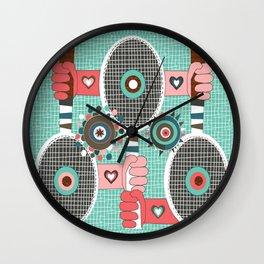 Tennis anyone? Wall Clock