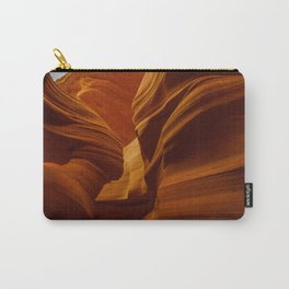 Girl Image in Antelope Canyon Carry-All Pouch