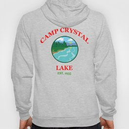 Camp Crystal Lake - Friday The 13th Hoody