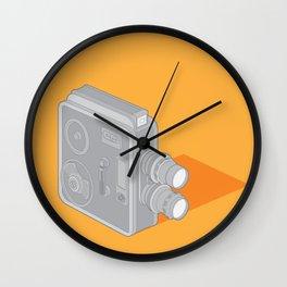 Meopta Camera Wall Clock