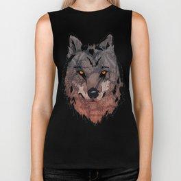 Wolf Mother Biker Tank