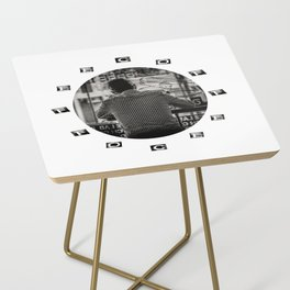 DO NOT DISTURB - Coffee Time Side Table