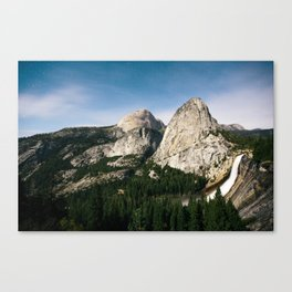 Liberty Cap Night Canvas Print