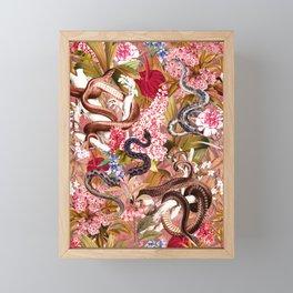 Dangers in the Forest VII Framed Mini Art Print