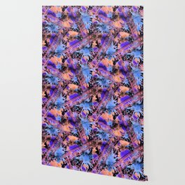 Abstract pattern. Wallpaper