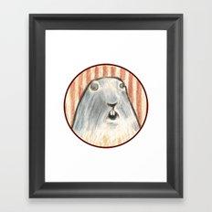 Animal. Framed Art Print