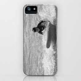 Grom Surfing iPhone Case
