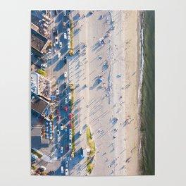 Alki Beach Poster
