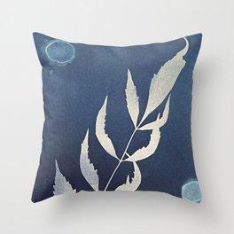 Summer Breeze Throw Pillow