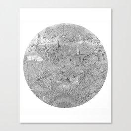 A Single Note Canvas Print