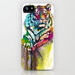 Mellow Kitty iPhone Case