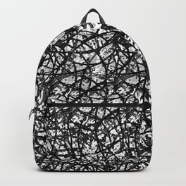 Grunge Art Abstract  G59 Backpack